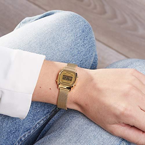 Casio Smart Watch Armbanduhr LA670WEMY-9EF