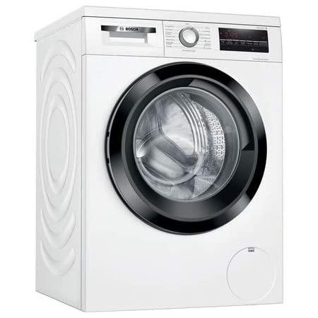Bosch Electroménager WUU24T09FF Lave-linge Encastrable Série 6 front - EcoSilence Drive - 9 kg - 1200 trs/min - 63l - Fin différée 24h - Blanc
