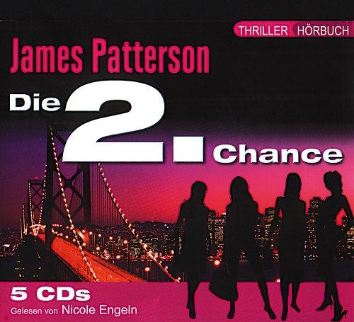 James Patterson - Die zweite Chance - Hörbuch (5 CDs)