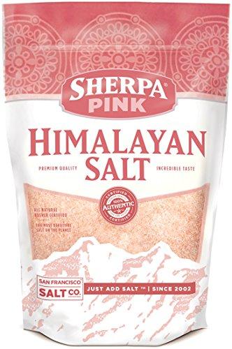 Himalayan Salt by Pink Sherpa