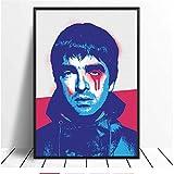 NRRTBWDHL Noel Gallagher Musik Poster Hip Hop Rap Musik