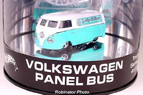 Hot Wheels Volkswagen Gold Panel Bus Truck Series 4  4  Mattel