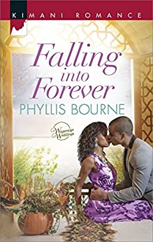 Falling into Forever (Wintersage Weddings Book 1) by [Phyllis Bourne]