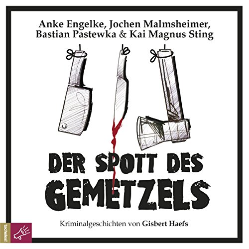 Der Spott des Gemetzels audiobook cover art
