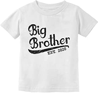 Gift for Big Brother 2020 Boys Toddler Kids T-Shirt
