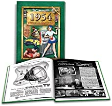 1954 What a Year It Was! Coffee Table Book: Happy 65th Birthday or 65th Anniversary (2nd Edition, 2013)