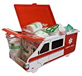 Budget-Friendly: Baby & Child Health Care Supplies in American Ambulance Box Review