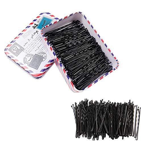 Jsdoin 250 horquillas para el pelo para mujeres y niñas, horquillas para el pelo, ideales para todo tipo de cabello.