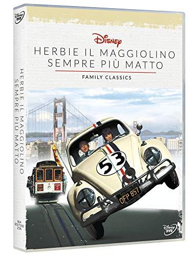 Herbie il maggiolino sempre più matto - edizione 2021
