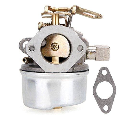 Fantastic Deal! Janrui Carburetor for Tecumseh 640084B for Snowblowers HSK40, HSK50,HS50 LH195SP