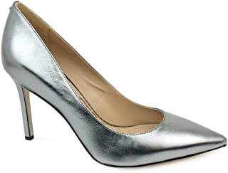 e0d3739b34ad79 Amazon.com  Silver - Pumps   Shoes  Clothing