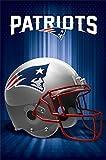 Trends England Patriots Helm Logo Poster Rare Hot 55,9x