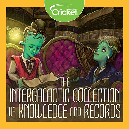 The Intergalactic Collection of Knowledge and Records  By  cover art
