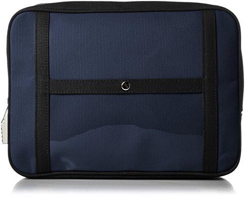 [サンエイ] 帆布メール用ポーチ(LL) SED-1錠付 紺 25 cm 0.4kg PLL-SED-03 コン