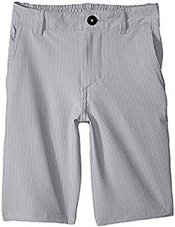 クイックシルバー Quiksilver Kids キッズ 男の子 ショーツ 半ズボン Sleet Union Pinstripe Amphibian Shorts 27(14BigKids) [並行輸入品]