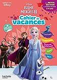 Disney - Reine des Neiges - Cahier de Vacances, de la Petite Section à la Moyenne Section