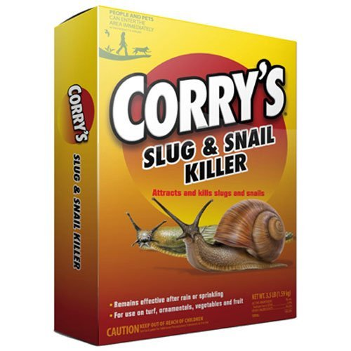 Corry's Slug & Snail Killer, 3.5 lb