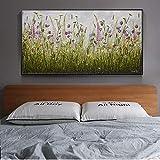 LiMengQi Abstrait Ange doré Affiche Murale Aile Moderne Toile Art Print Image pour...