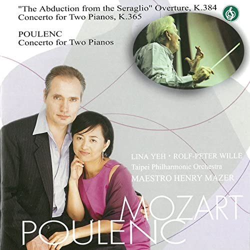 Taipei Philharmonic Orchestra & Henry Mazer