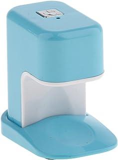 Toygogo Tamaño De Bolsillo Mini 3W LED Lámpara De Curado De Luz De Clavo Individual Secador De Esmalte De Uñas UV De Acrílico Ligero - Azul