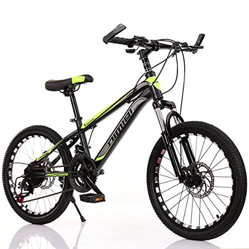 DKZK Mountainbike 26 Zoll Erwachsene Mountainbike Unisex MTB Fahrrad Kohlenstoffstahlrahmen 21 Geschwindigkeiten StoßDäMpfung Scheibenbremse Fahrrad