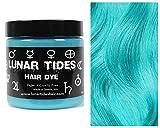 Lunar Tides Hair Dye - Sea Witch Pastel Turquoise Semi-Permanent Vegan...