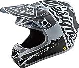 Troy Lee Designs 111008022 Se4 Ece Polyacrylite Factory Silver SM