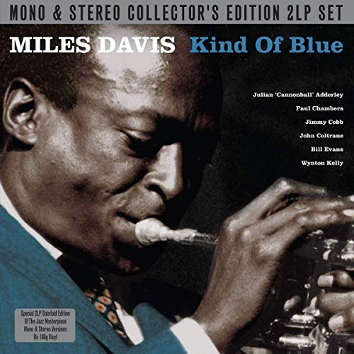 Kind Of Blue - Mono & Stereo (180g 2LP Gatefold Set) [VINYL]