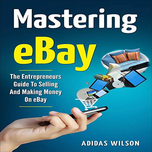 Mastering eBay audiobook cover art