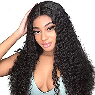 brazilian deep curly full lace wig