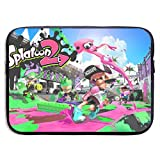 Splatoon 2 Review Note Computer Laptop Case Sleeve Bag Compatible 13-15 Inch MacBook Air Surface Pad