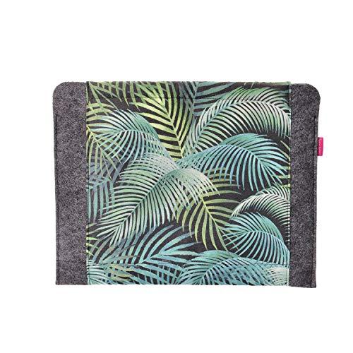 B-TONI Laptoptasche aus Filz Etui Laptop-Tasche 11 Zoll 13 Zoll 15 Zoll verschiedene Muster (13 Zoll, Mallorca)