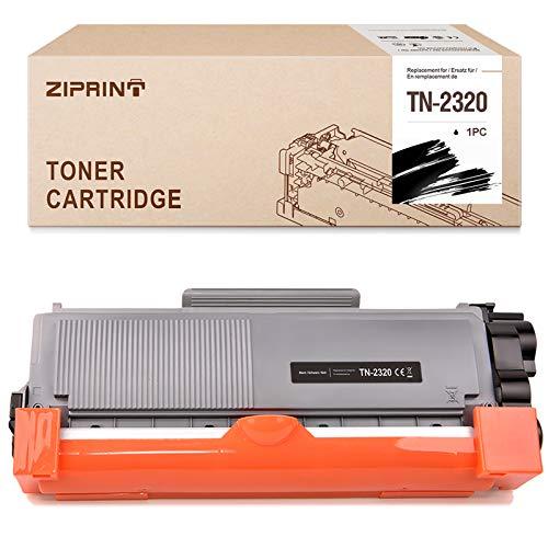 ZIPRINT TN 2320 XXL Toner Kompatibel Brother TN 2320 TN-2310 für Brother MFC-L2700DW HL-l2310d HL-L2340DW HL-L2300 HL-L2360DN DCP-L2500D DCP-L2540DN MFC-L2720DW L2740DW DCP-L2560DW