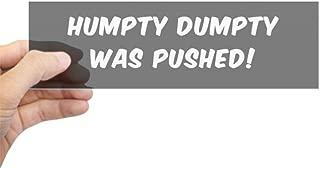 Best humpty dumpty wall stickers Reviews