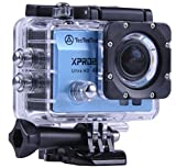 [NUOVO] TecTecTec XPRO2 Action Camera Ultra HD 4K - WiFi Camera di...