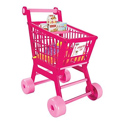 Pilsan Pilsan07 608 Pratique Chariot de marché Jouet