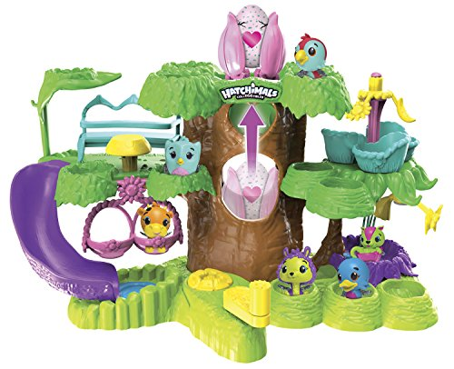 Bizak Hatchimals Playset Guardería...