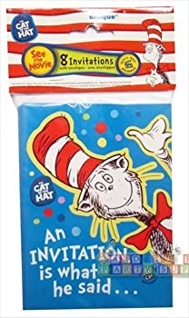 Best dr suess invitations Reviews