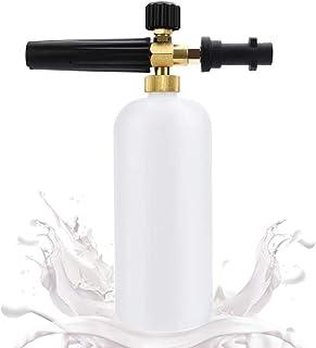 Stone Banks ケルヒャー用フォームガン 泡洗車 高発泡 高圧洗浄機 Karcher K2~K7に対応 洗車ノズル 庭 ガーデン1L(1年間保証)