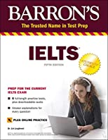 IELTS: With Downloadable Audio (Barron's Test Prep)