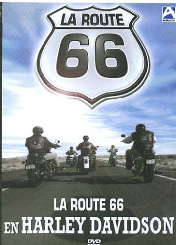 La route 66 en Harley Davidson DVD