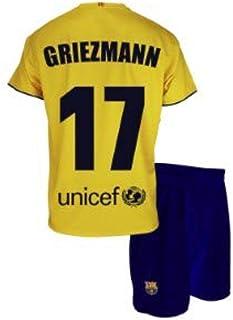 Amazon.it: Barcelona - Giallo / Abbigliamento / Calcio: Sport e ...