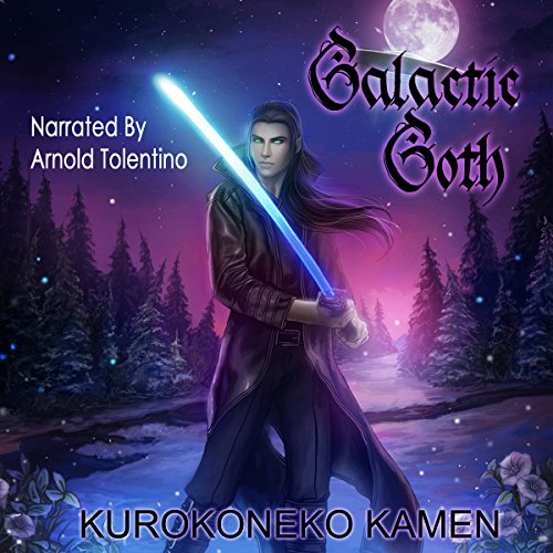 Galactic Goth audiobook cover art