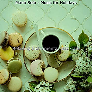 Piano Solo - Music for Holidays