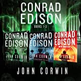Conrad Edison Box Set: Books 1-3: Dark and Twisted Urban Fantasy Thriller (Overworld Arcanum Box Sets, Book 1)