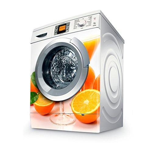 setecientosgramos Vinilo Lavadora | Stickers Washing Machine| Pegatina Lavadora | Oranges