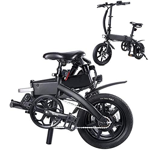 14' klappbares E-BikeI Faltfahrrad...