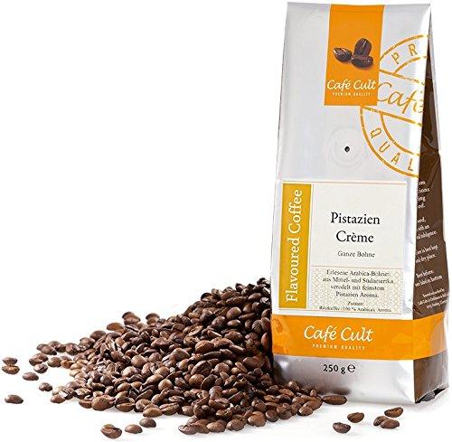 Cafe Cult Kaffee Pistazien Créme - 1KG Bohne