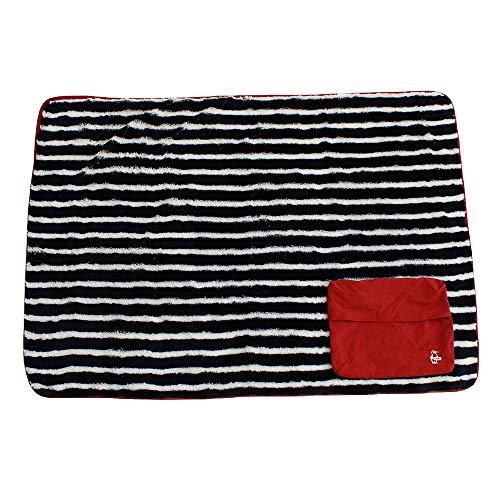 チャムス ブランケット Fleece Elmo Packable Blanket </br></noscript>フリースエルモパッカブルブランケット
