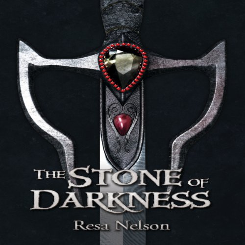 The Stone of Darkness audiobook cover art